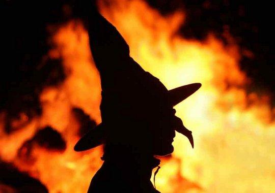 Slet čarodějnic v Humpolci