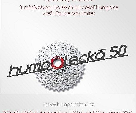 Humpolecká 50 uzavře letošní pohár Triatlet Humpolecka