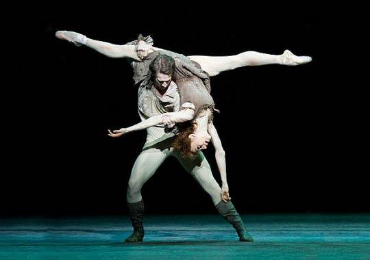 Balet v kině - Alenka v říši divů