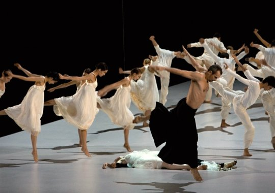 Balet v kině: Romeo a Julie