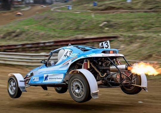 Autokros - mistrovství zóny střední Evropy