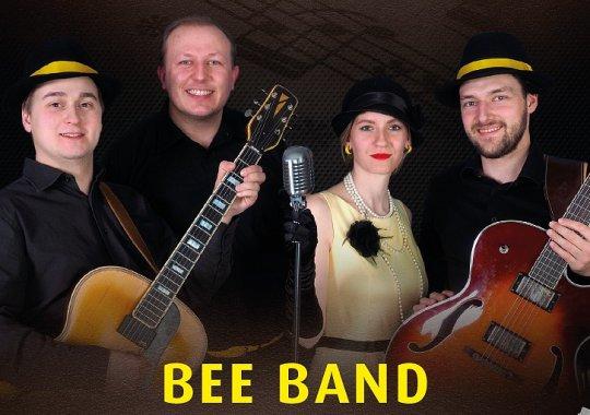 Hudební večer ve fabrika restaurantu - BEE BAND