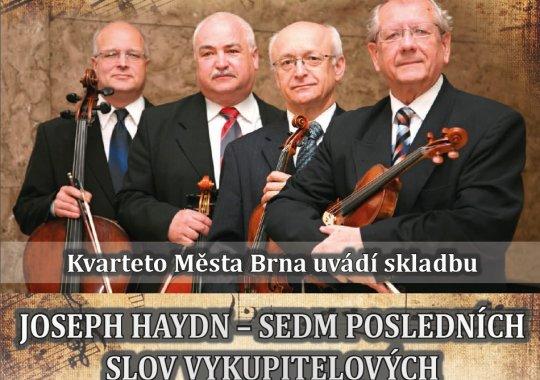 Velikonoční koncert Kvarteta města Brna