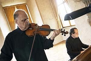 Koncert B. Matoušek + P. Adamec