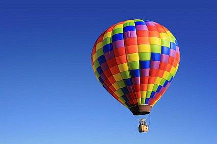 Setkání přátel balónů a vzduchoplavby