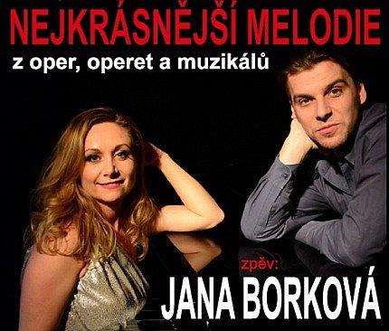 Nejkrásnější melodie z oper, operet a muzikálů