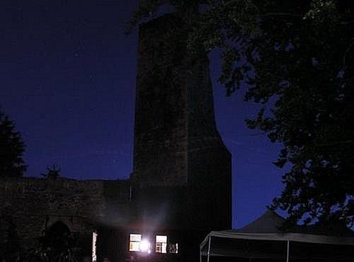 Noční prohlídky hradu Orlík s pány z Lichtenburka