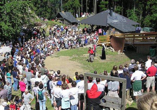 XXI. středověké slavnosti na Orlíku