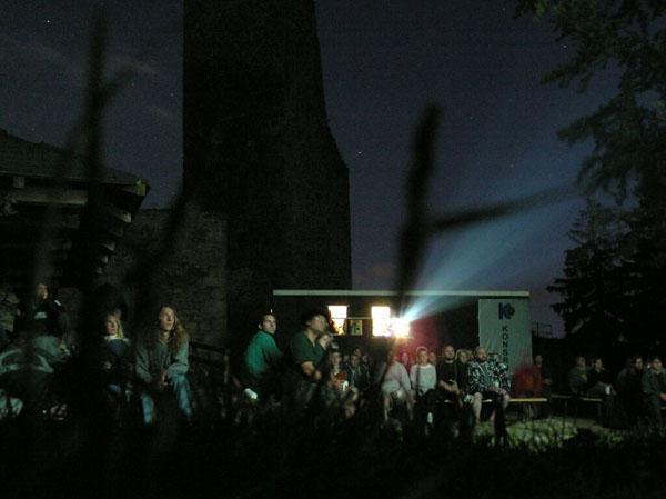 Festival Film a dějiny na hradě Orlík