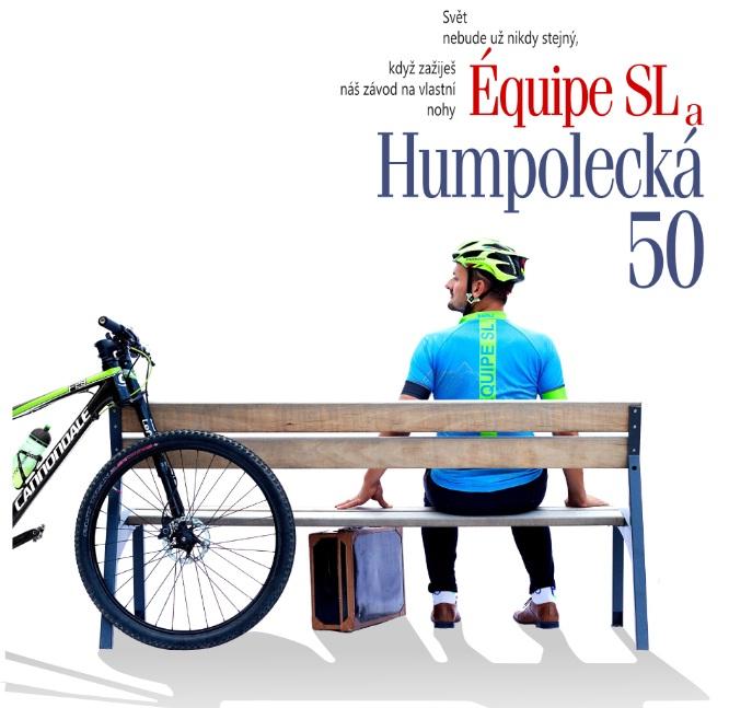 Cyklo závod Humpolecká 50
