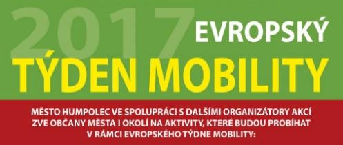 Evropský týden mobility 2017