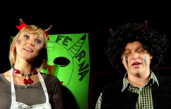 Divadelní představení pro děti - Jak Vendelín s čerty vařil