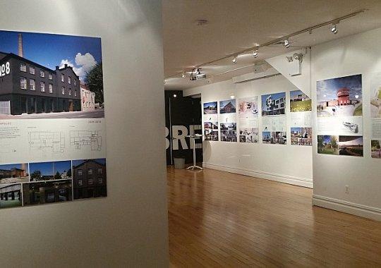 fabrika hotel byl od 2. do 30.4. prezentován na výstavě v New Yorku