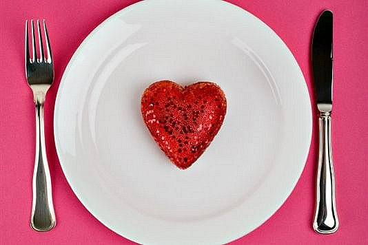 fabrika restaurant 14.2.: čtyřchodové Valentýnské menu