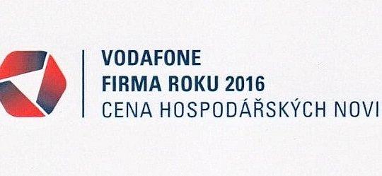 MHA je FIRMOU ROKU 2016 kraje Vysočina a ODPOVĚDNOU FIRMOU 2016 kraje Vysočina