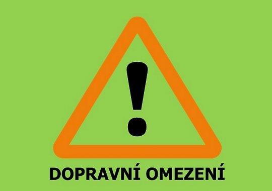 Omezení příjezdu k fabrika hotelu (od 9. 4. pouze z ulice Žižkova)