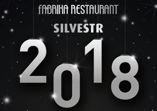 FABRIKA RESTAURANT: SILVESTR 2018