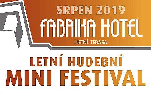 Letní hudební MINI festival 2019 SRPEN