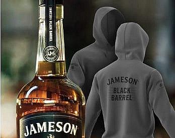 FABRIKA CLUB: pátek 6.12. AKCE MĚSÍCE JAMESON BLACK BARREL