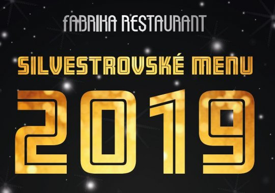 FABRIKA RESTAURANT: SILVESTR 2019