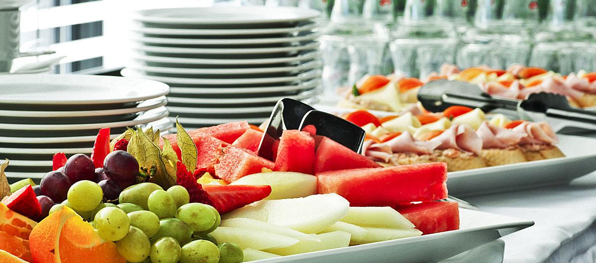 konferenční stravování